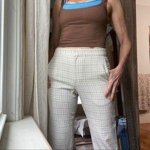 Joie pinstripe pants